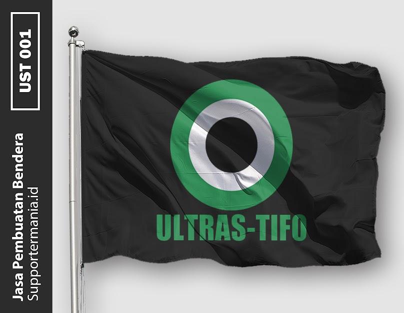Desain Bendera atau Mini Flag Ultras Tifo