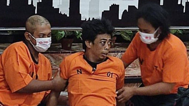 pelaku perampok dan pemerkosa mahasiswi di Makassar