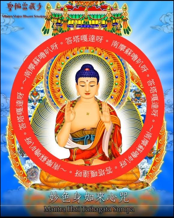 Multimedia Suara Mantra Surupa Tathagata