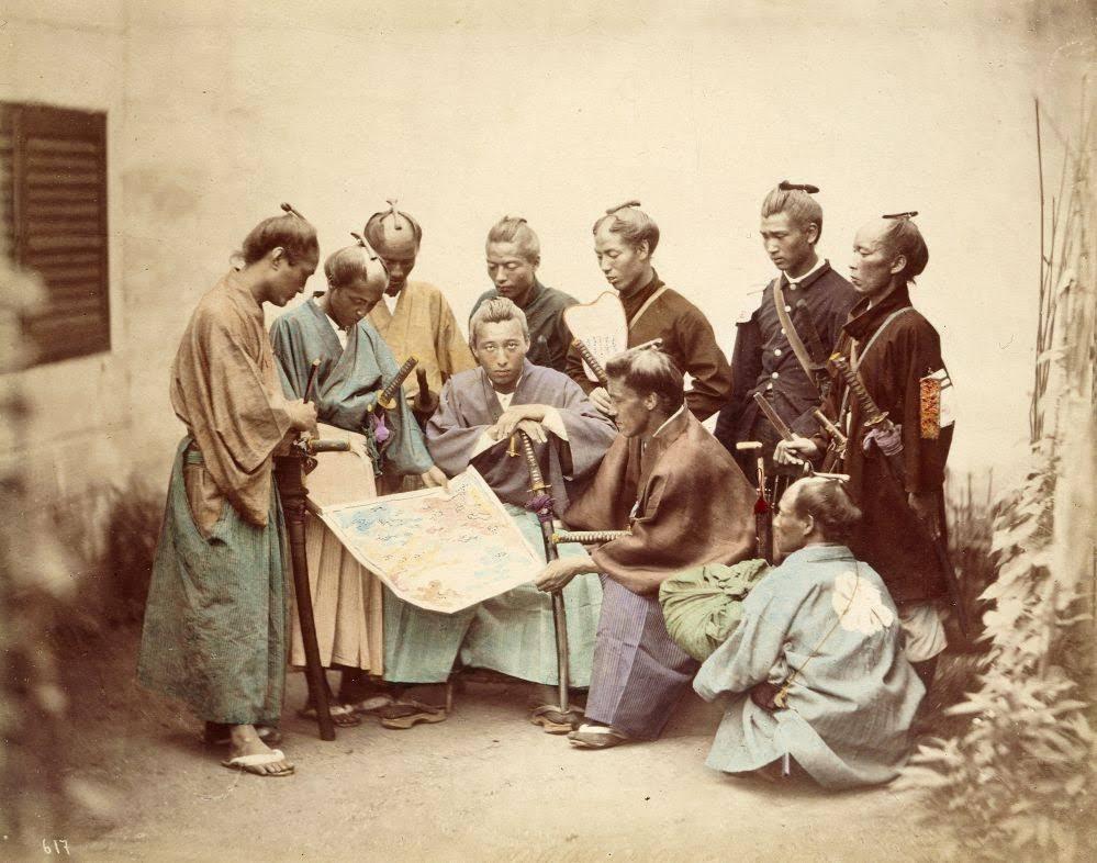 curiosidades sobre los samuráis