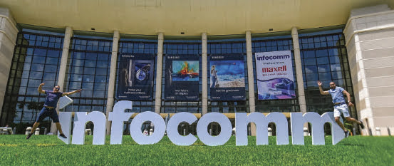 InfoComm 2021: Live And In-Person October 2021