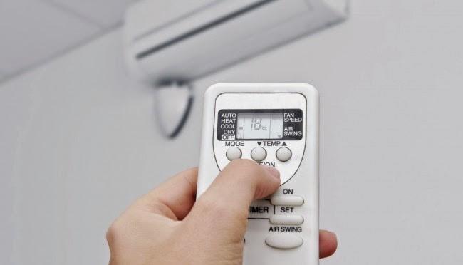 Những sai lầm khiến máy lạnh của bạn tiêu tốn nhiều điện năng
