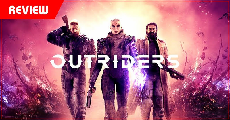 Review Outrider Sci-Fi Action RPG ที่สนุกและลงตัว
