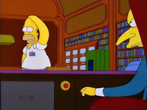 Los Simpsons 6x25 Quien mato al Sr. Burns? - Primera parte
