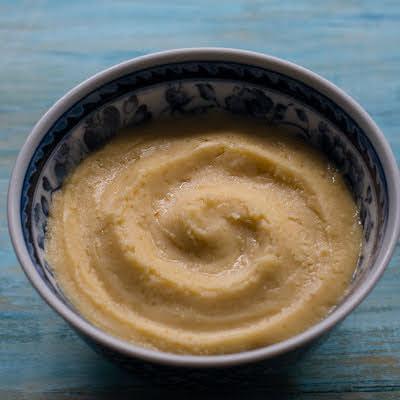 Homemade Lotus Paste