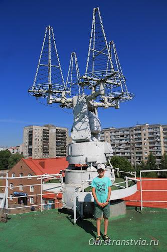Музей Мирового океана, экскурсия на Космонавт Виктор Пацаев
