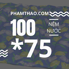 Nem nuoc Ngoc Thao 1mx75cm