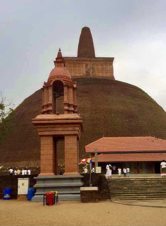 Abhayagiriya Stupa