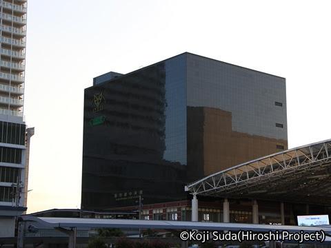 西鉄「桜島号」 3137 JR鹿児島中央駅_01