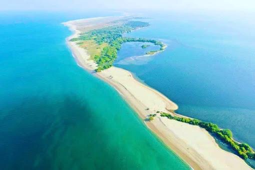 Vella Island kiting