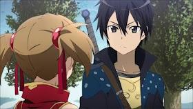 Sword Art Online Episode 04