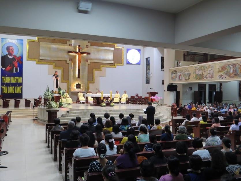 Mừng kính Thánh Martinô – 2020