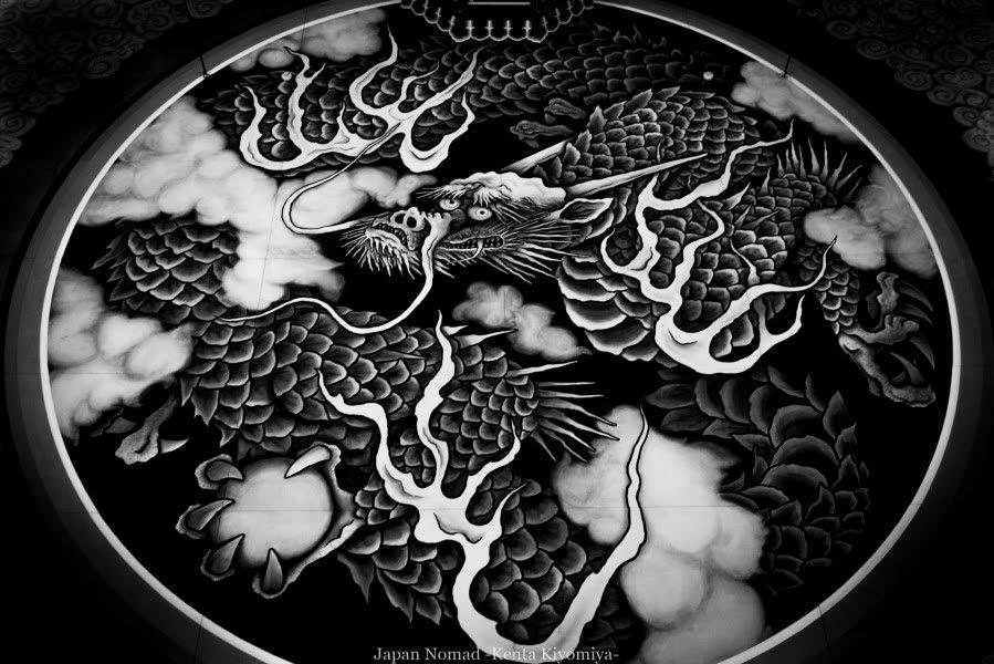 北鎌倉散策~建長寺の雲龍図と英勝寺の竹林~