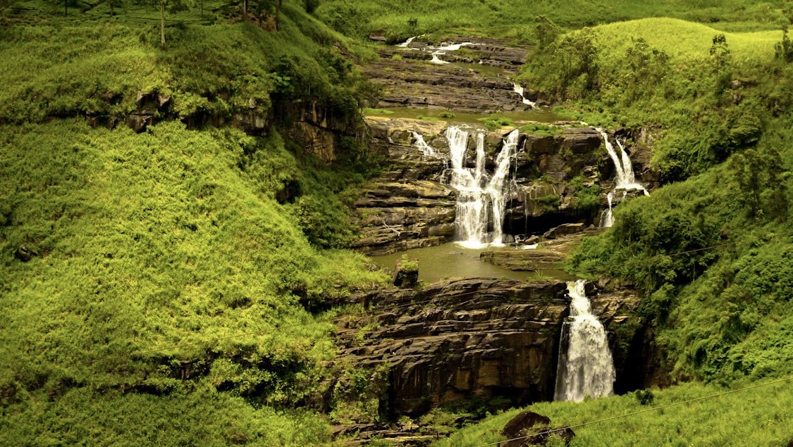 St.Clair's Waterfall