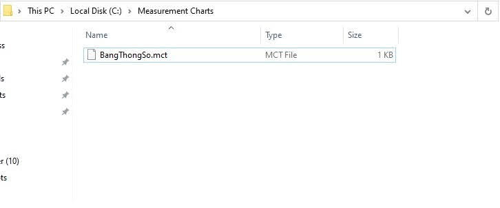 Gerber Pattern Design Point of Measurement: Cách Tạo Bảng Đo Thông Số 3