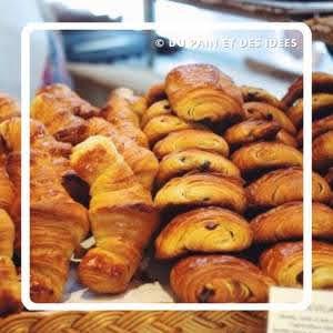 パリのパンオショコラ Du Pain et des idées デュ・パン・エ・デジデ