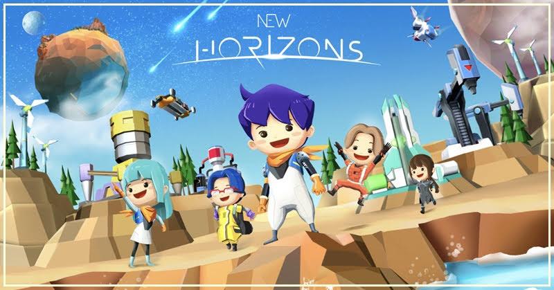 New Horizons เกมส์ไทย กอบกู้วิกฤตพลังงาน ทะยานสู่อวกาศ