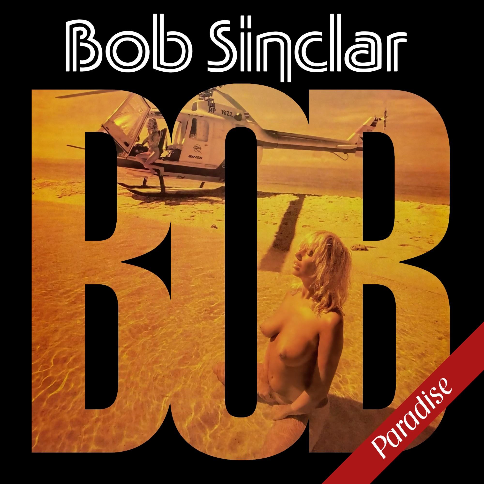 Album Artist: Bob Sinclar / Album Title: Paradise [Initial Release LP Cover]