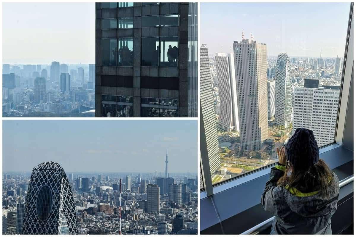 Mirador Gobierno Metropolitano de Tokio