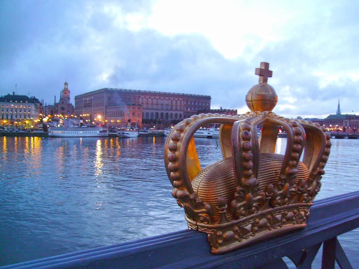 VISITAR ESTOCOLMO, a mais bela capital da Europa do Norte é na Suécia