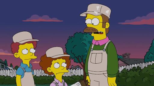 Los Simpsons 26x21 Los bravucones