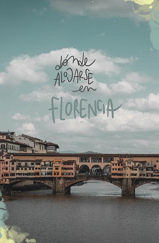 donde alojarse en Florencia
