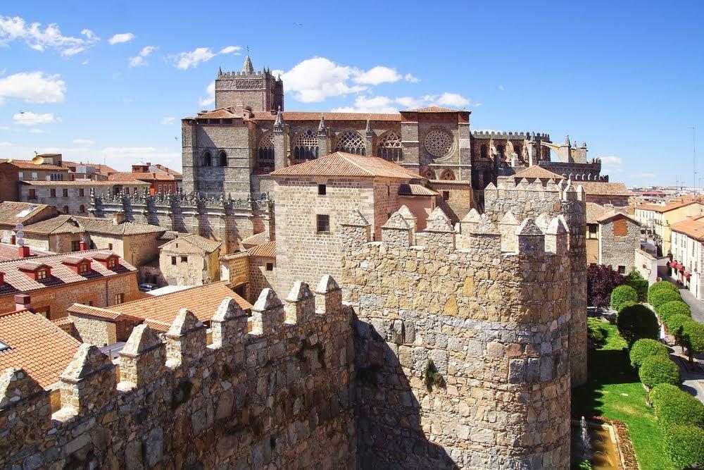 Excursión a Ávila desde Madrid