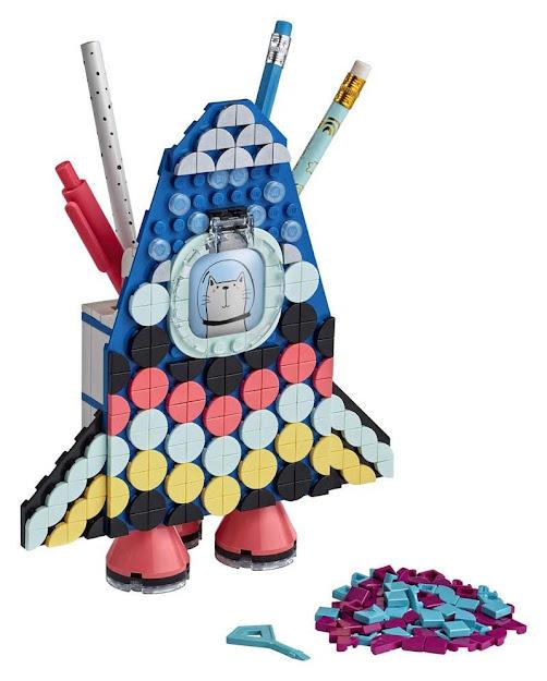 Contenido de LEGO® 41936 Portalápices