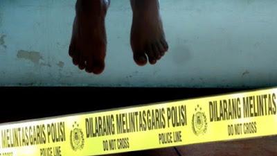 Usai Bunuh 2 Anak Ibu Gantung Diri, Diduga Karena Bingung Bayar Utang