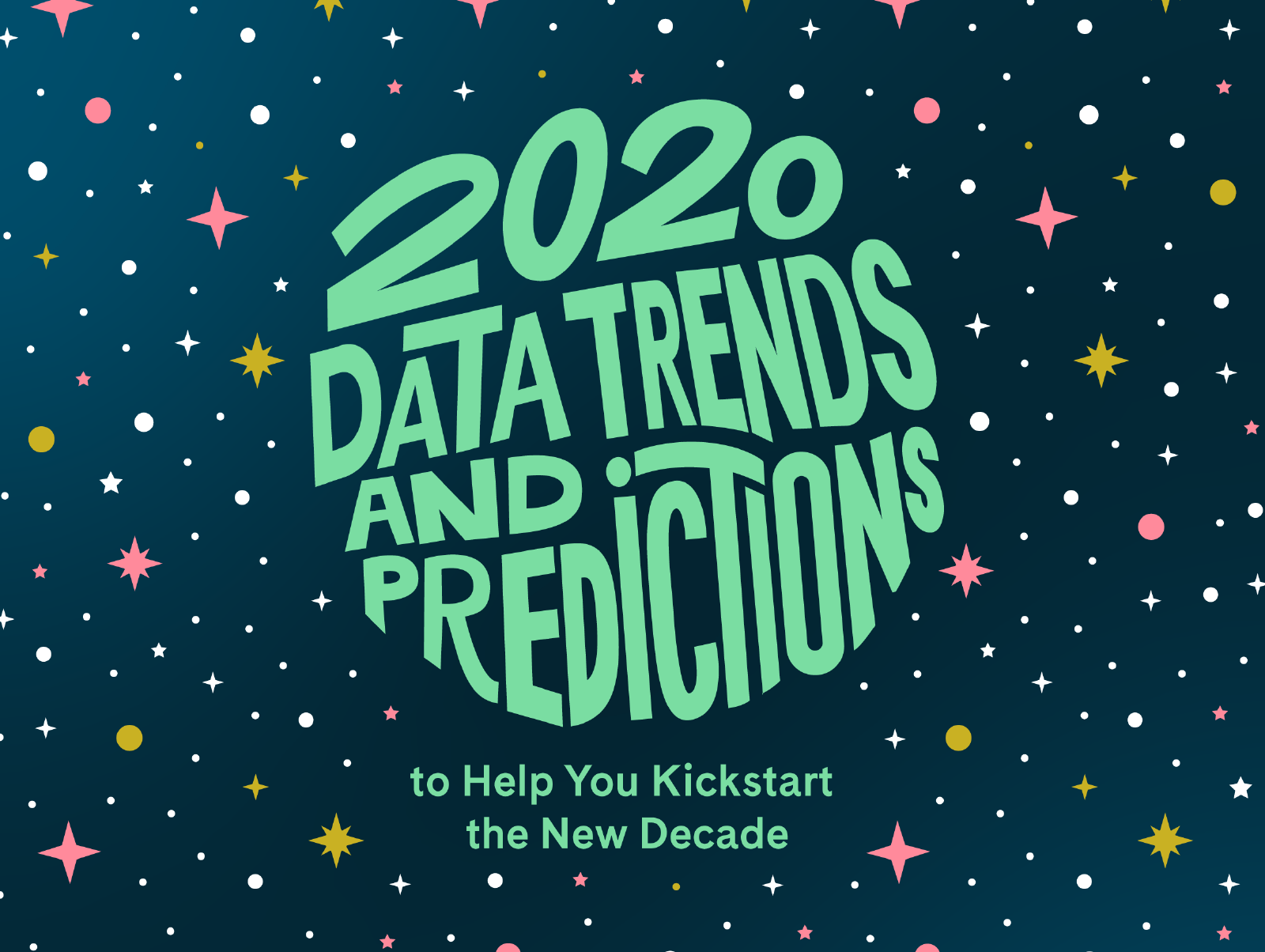 Top 8 Cloud, Data and Analytics Trends for 2020