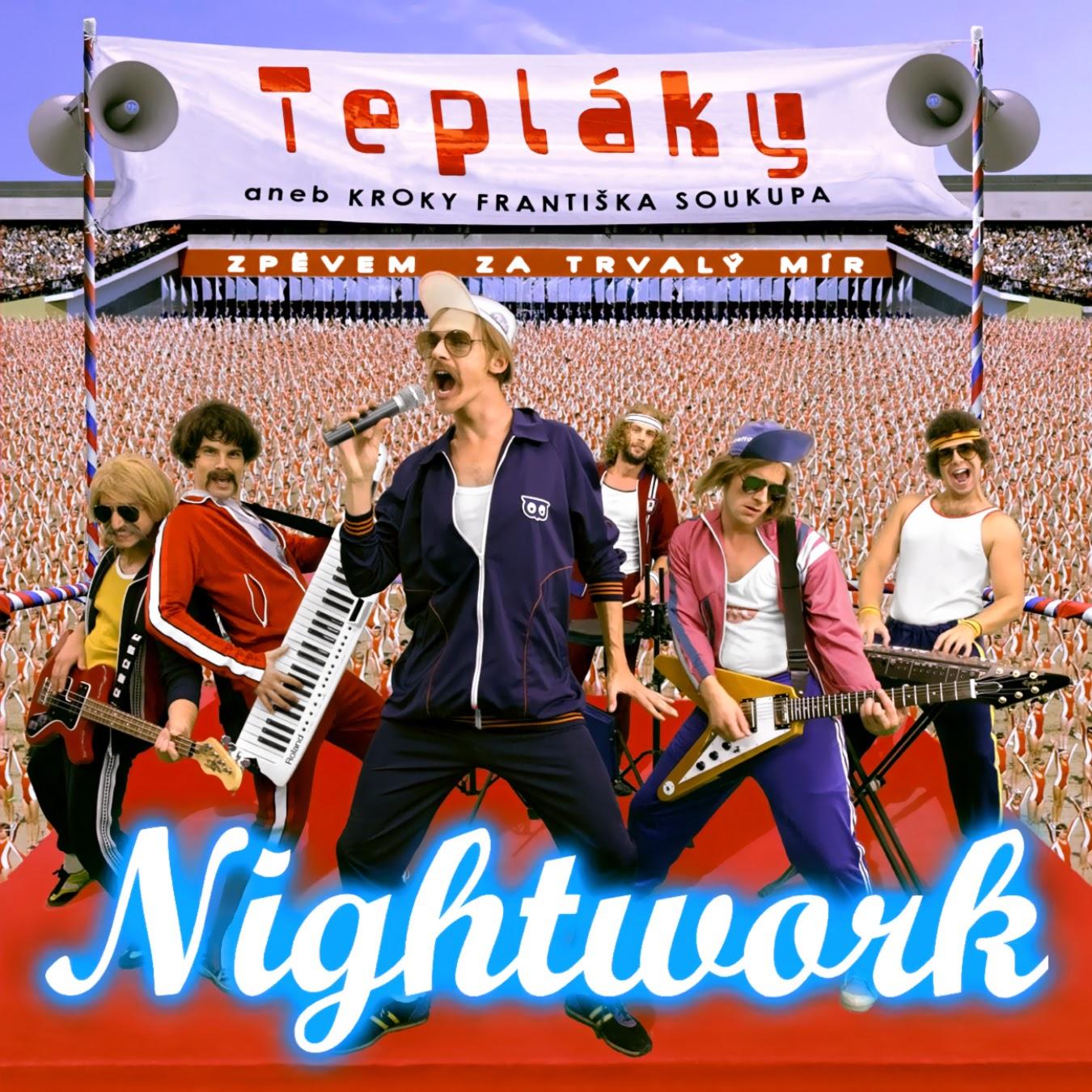 Album Artist: Nightwork / Album Title: Tepláky aneb Kroky Františka Soukupa