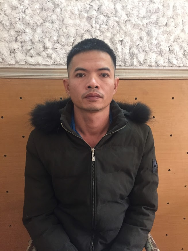 Đối tượng Nguyễn Quỳnh Nam