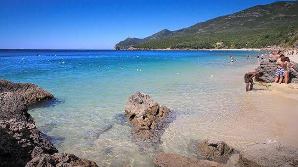 Praia de Galapos