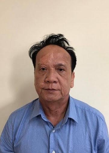 Bị can Lê Văn Trang.