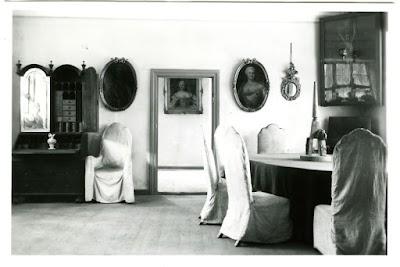 Илл. 3. Гостиная, 1930-е гг. Эстонский исторический музей
