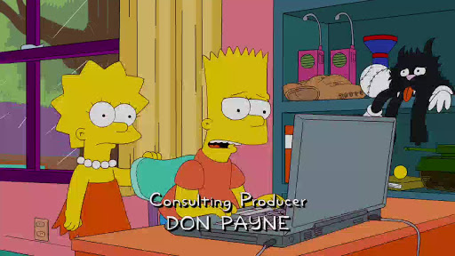 Los Simpsons 23x19 Algo Muy Divertido Que Bart No Volverá a Hacer
