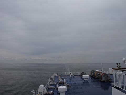 太平洋フェリー 新「きたかみ」 7デッキ 甲板_02