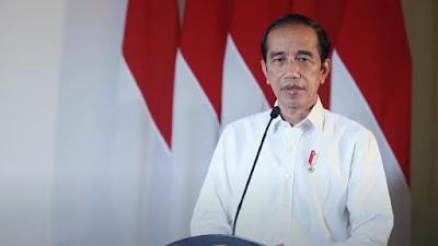 Jokowi Ajak Masyarakat Berdoa bagi 53 Awak KRI Nanggala-402, Mereka Patriot Terbaik Penjaga Kedaulatan