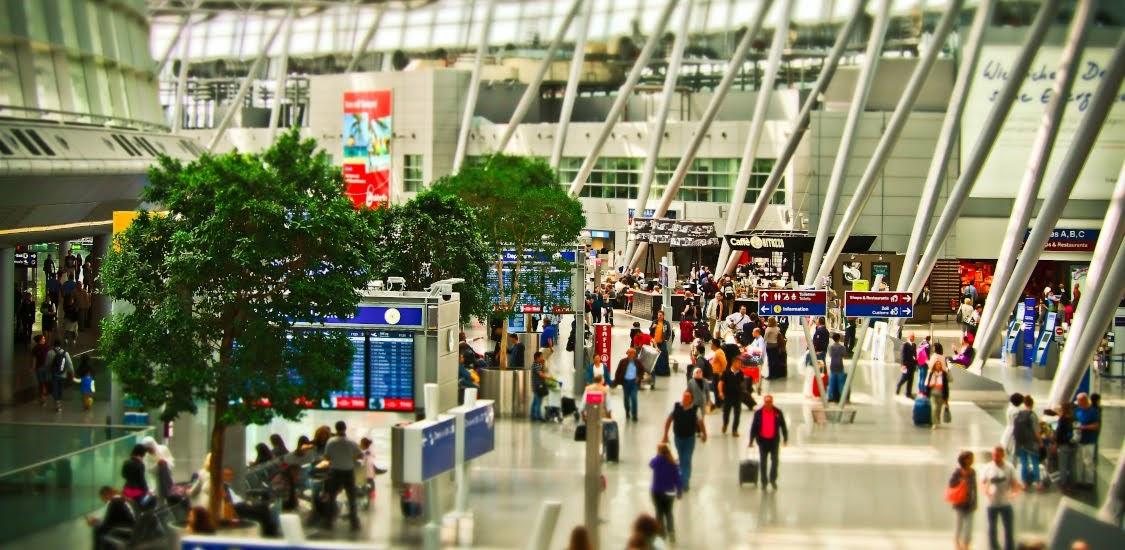 航空路線の旅客数のランキング、令和元年度版