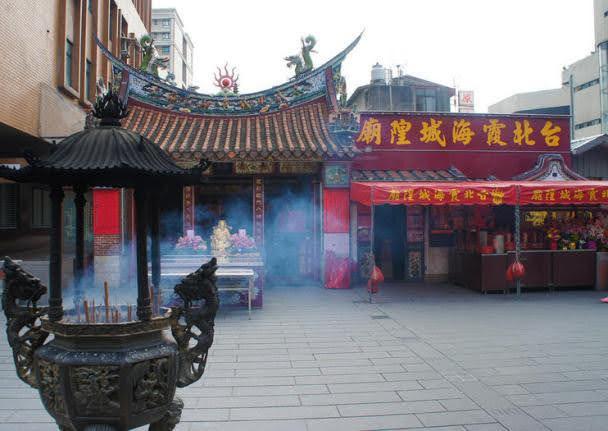 Xiahai Chenghuang Temple