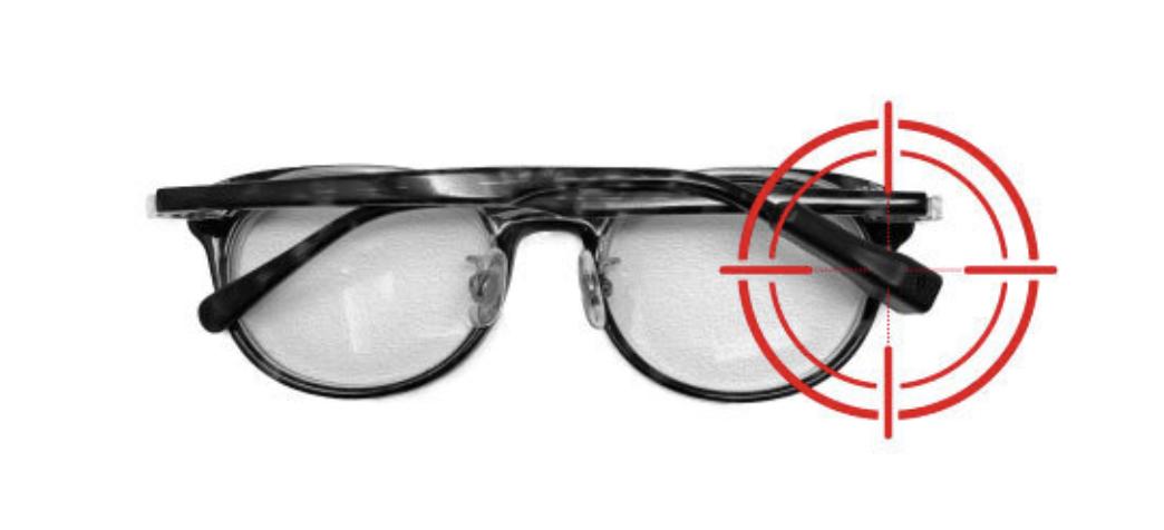 メガネ紛失のイライラから解放「OrbitGlasses」登場