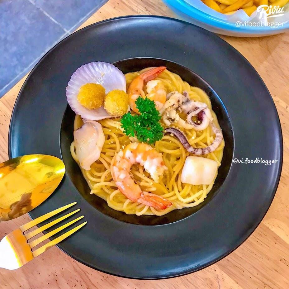 Mì Ý - Tài Sốt Spaghetti & Pasta