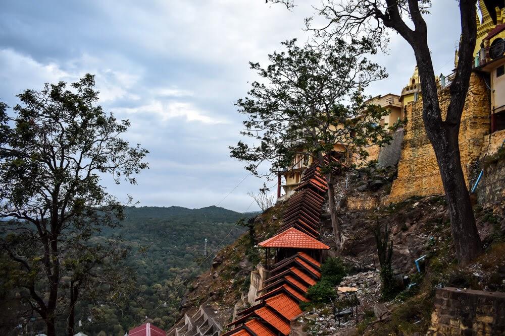 monkeys on the staircase to mountain popa burma.jpg