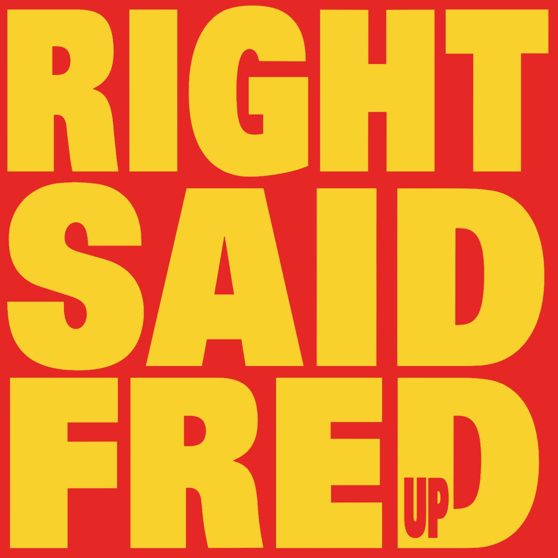 Album Artist: Right Said Fred / Album Title: Up [Alternative iTunes Album Art]