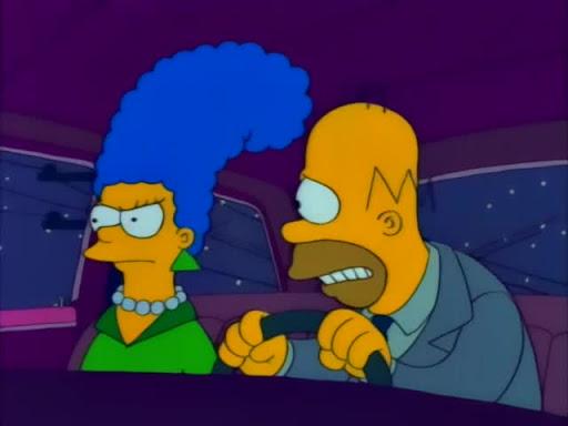 Los Simpsons 4x06 Tomy y Daly La Película