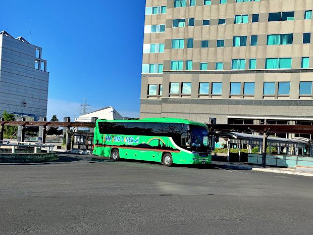 JAMJAMライナー JX931便(東京始発盛岡経由青森行夜行バス)