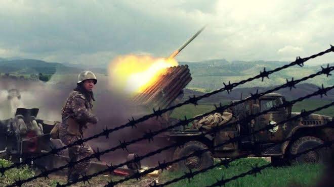 Cuộc chiến ở Nagorno - Karabakh gây thiệt hại nặng cho cả Armenia và Azecbaijan.