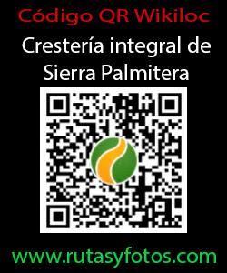 Crestrería integral de Sierra Palmitera