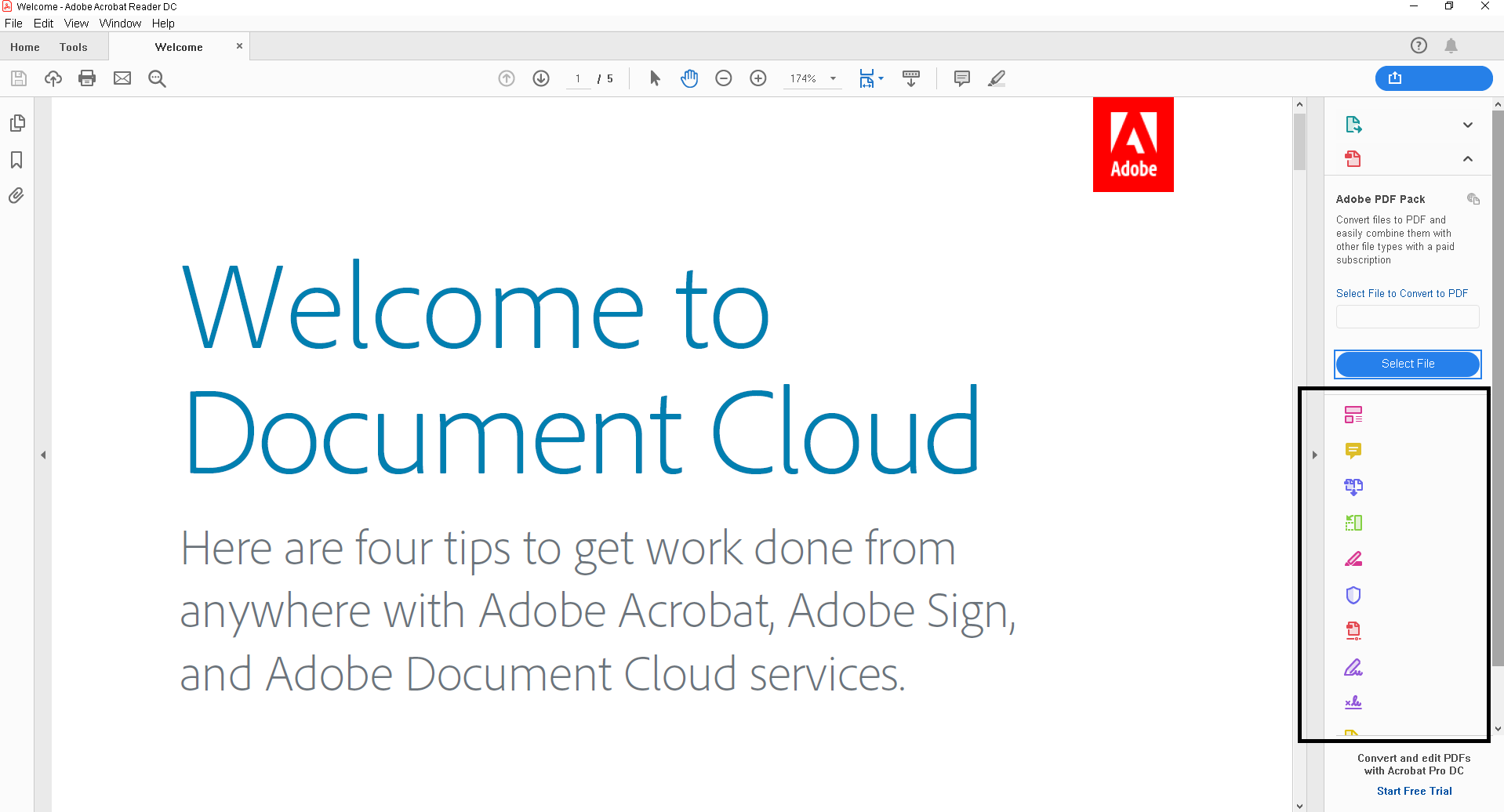 Adobe Acrobat Keyboard Shortcuts for Windows and macOS