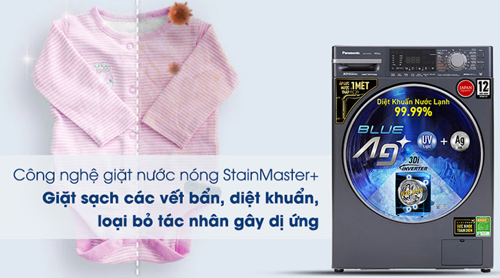 Công nghệ StainMaster+
